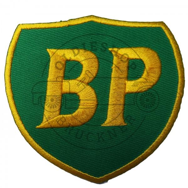 BP Aufnäher Patch