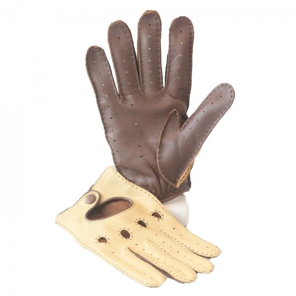 Autofahrer Handschuhe Classic Driver Deer