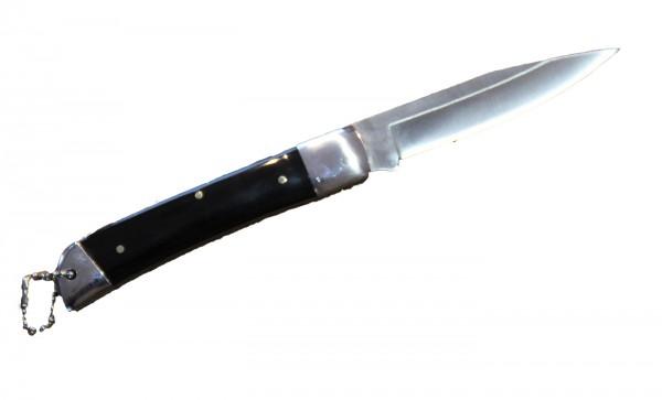 Taschenmesser Schlüsselanhänger schwarz