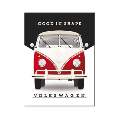 Kühlschrankmagnet VW Good in Shape