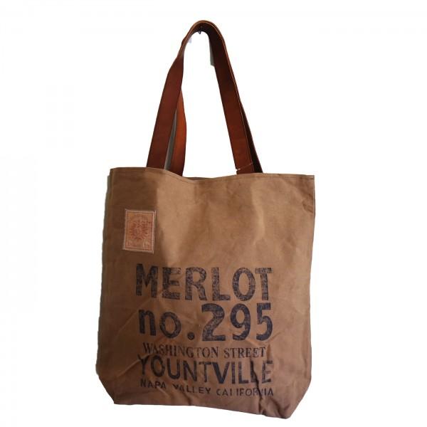 Canvas Tasche Merlot