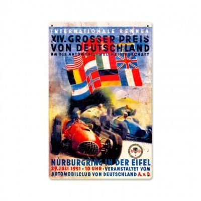 GP von Deutschland 1951 - Nürburgring in der Eifel