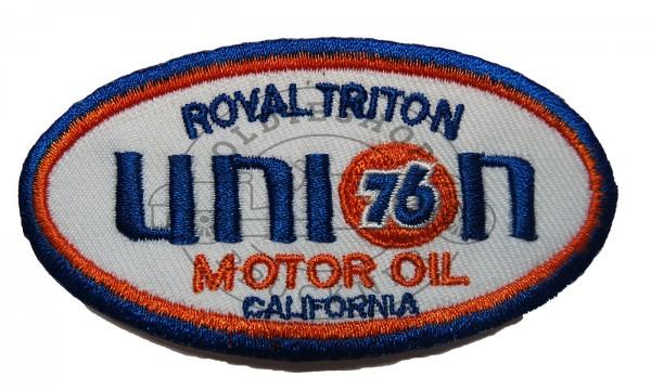 Union Patch Aufnäher Oldtimer